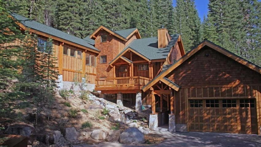 Olympic Valley vacation rental with Front exterior
