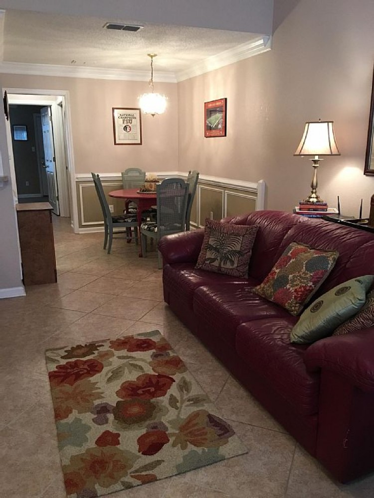Tallahassee vacation rental with Living Area