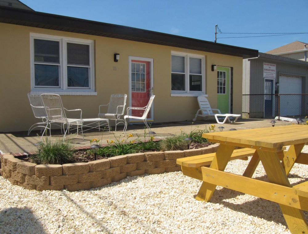 Seaside Heights vacation rental with