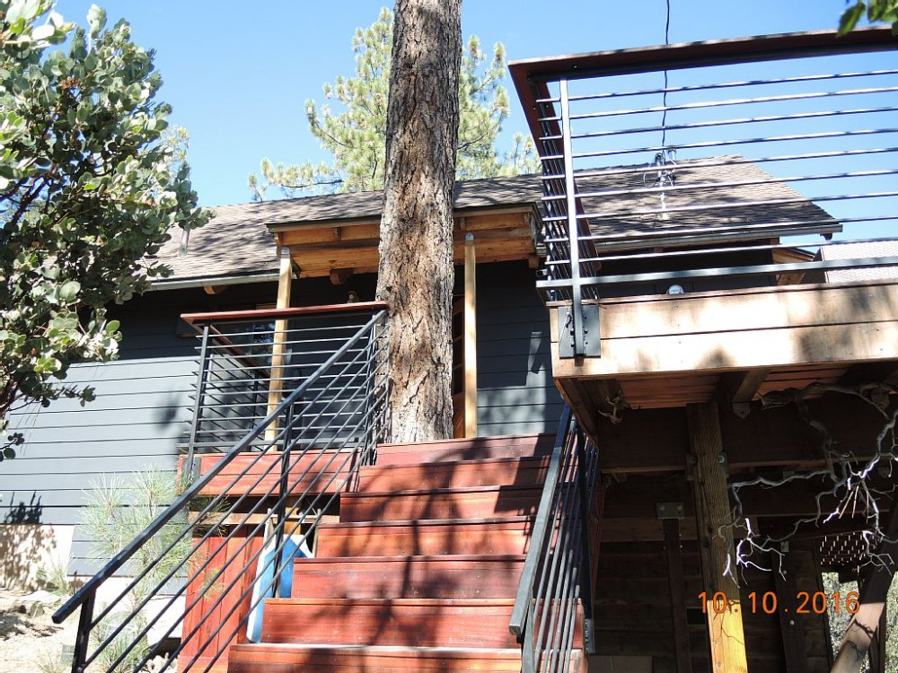 Idyllwild vacation rental with