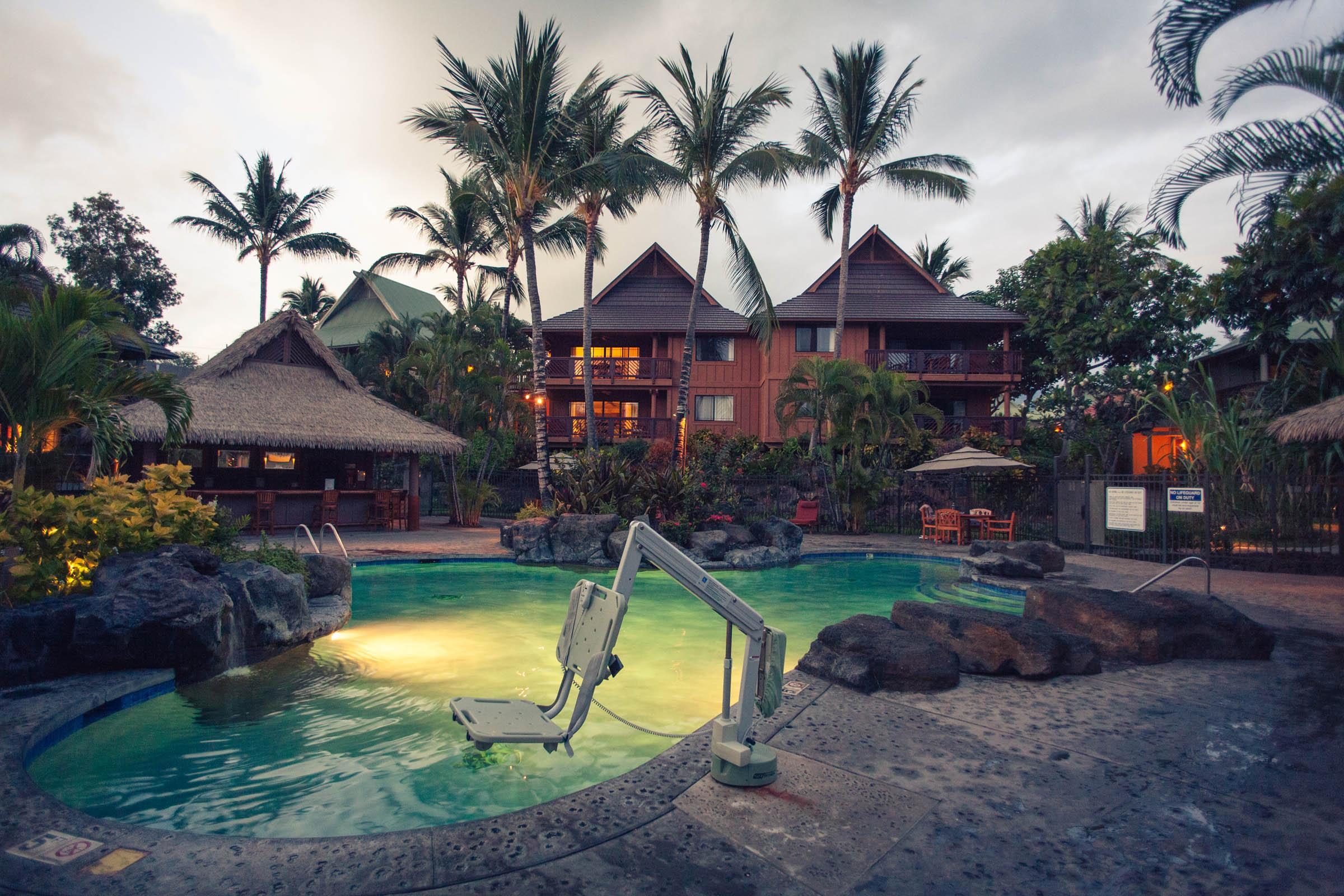 Kona Hawaiian Resort Two Bedroom
