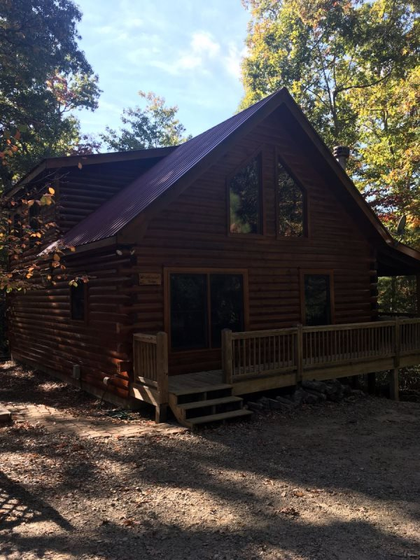Blue Ridge cabin rental with Southern Charm with a Scottish Flair!