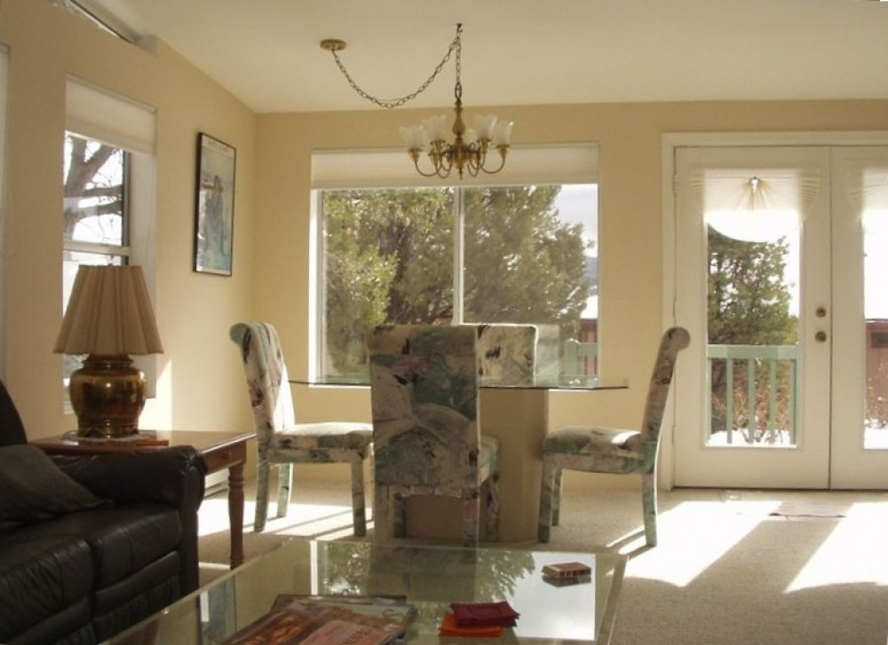 prescott vacation rental with Dining room with View