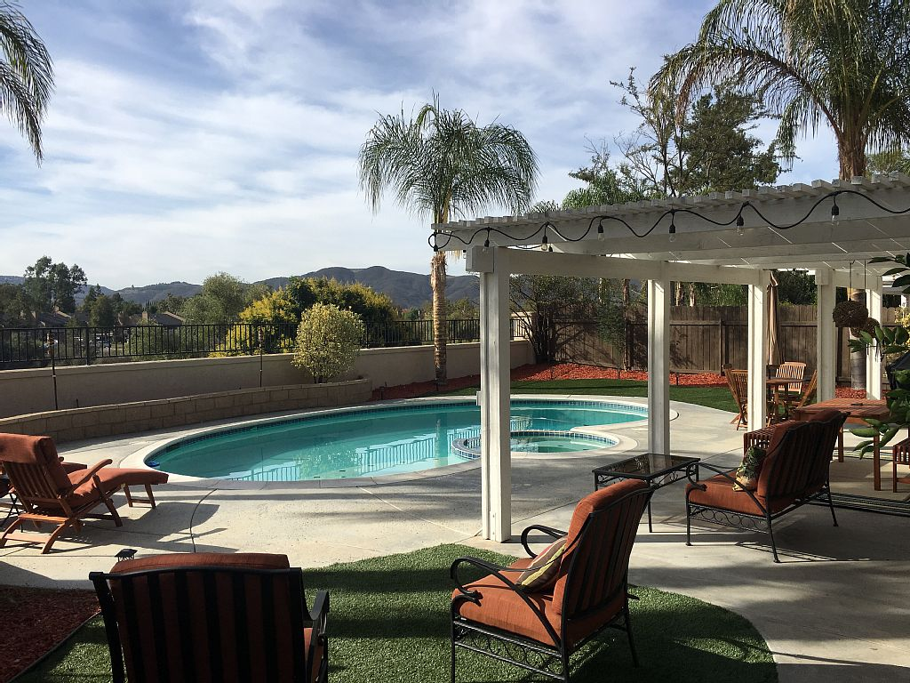 Gorgeous Temecula Wine Country Vacation Rental With Pool/Spa, Game Room