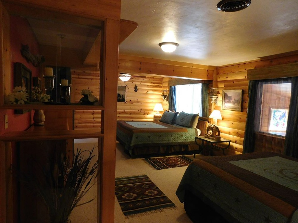 Ruidoso Downs vacation rental with