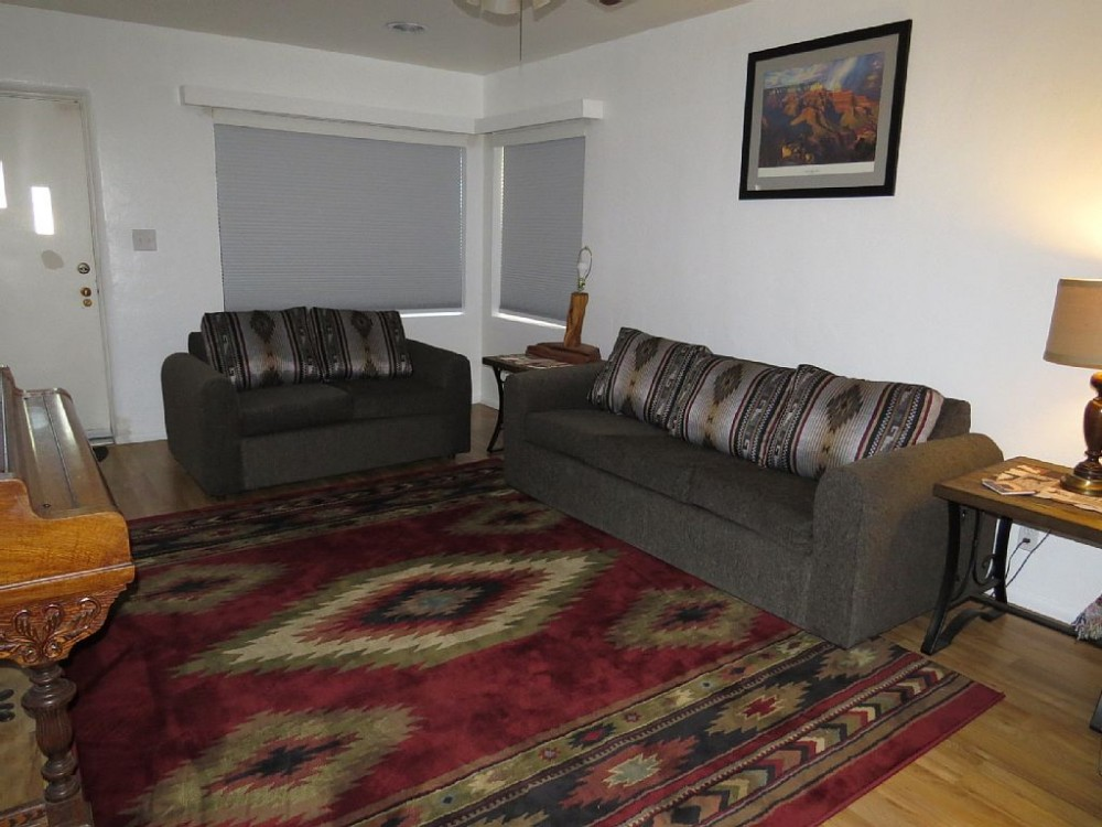 Williams vacation rental with