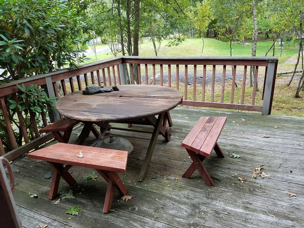 dingmans ferry vacation rental with