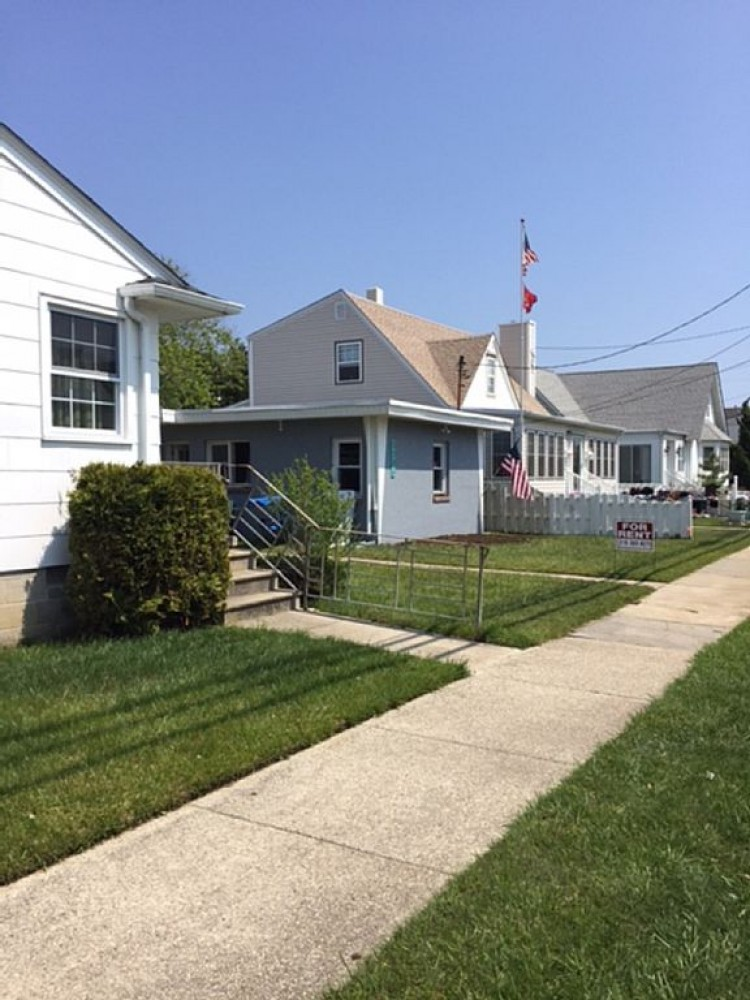 north wildwood vacation rental with