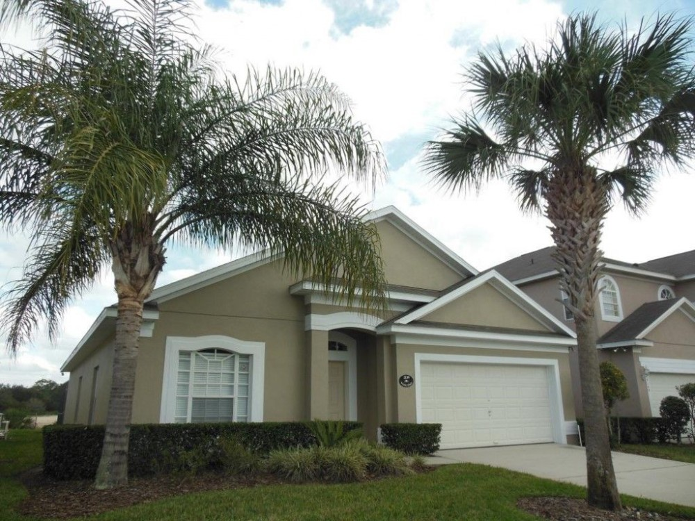 clermont vacation rental with Front Entrance