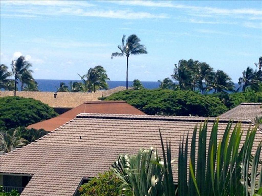 Kiahuna Plantation Condo #90, Partial Ocean View