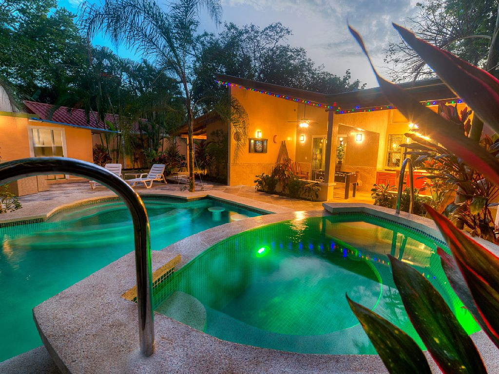 Discount!! Casa Costa Rica - the Best Location and Amenities - 3 Mins to Guiones