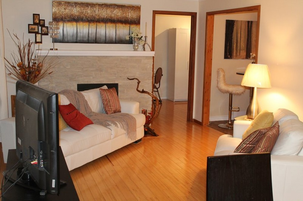 Ottawa vacation rental with