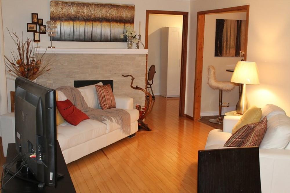 Ottawa vacation rental with