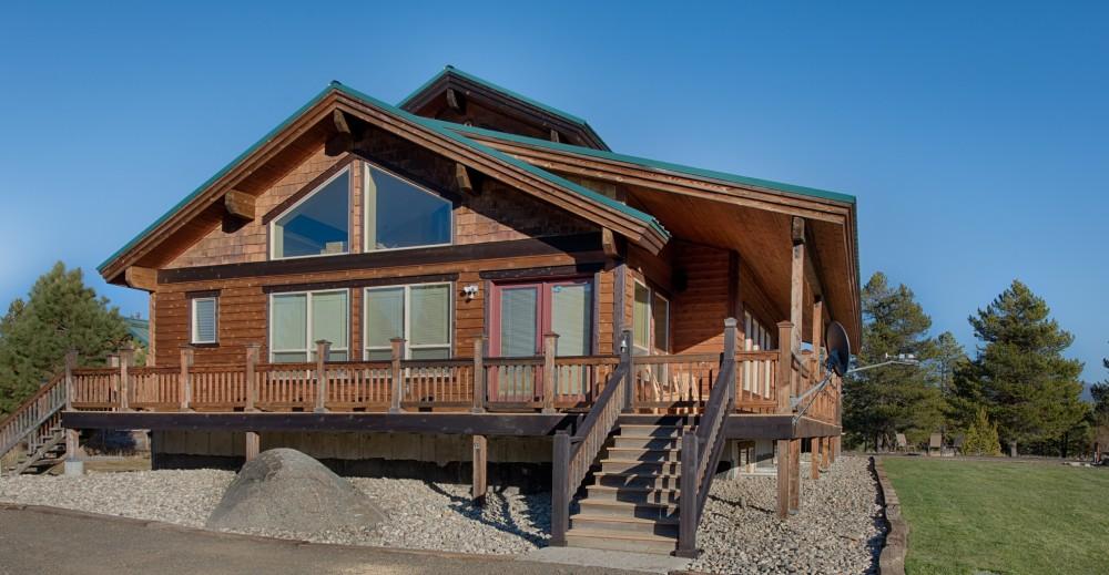 McCall vacation rental with Broken Ridge Ranch - 2 acres of heaven!