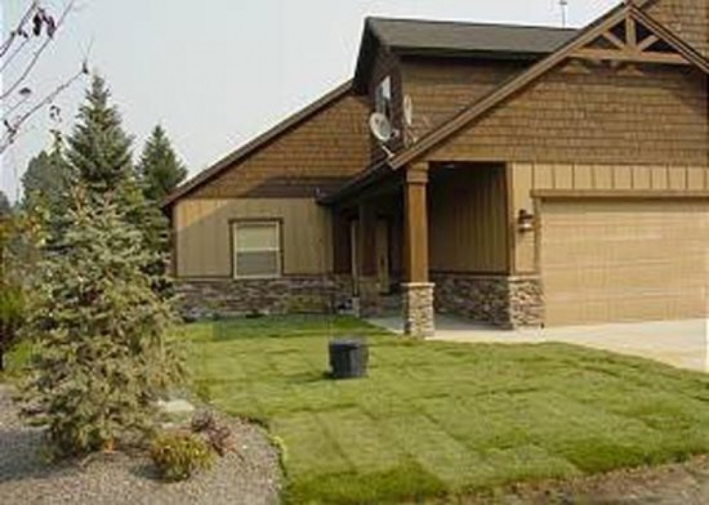 McCall vacation rental with