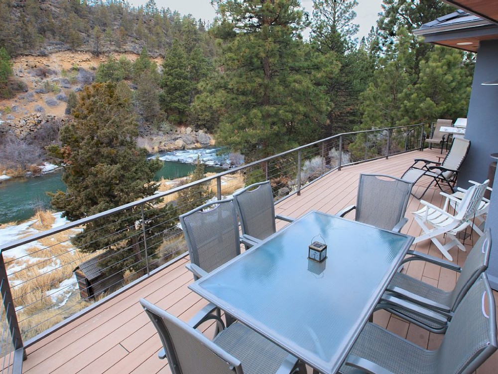 Bend vacation rental with