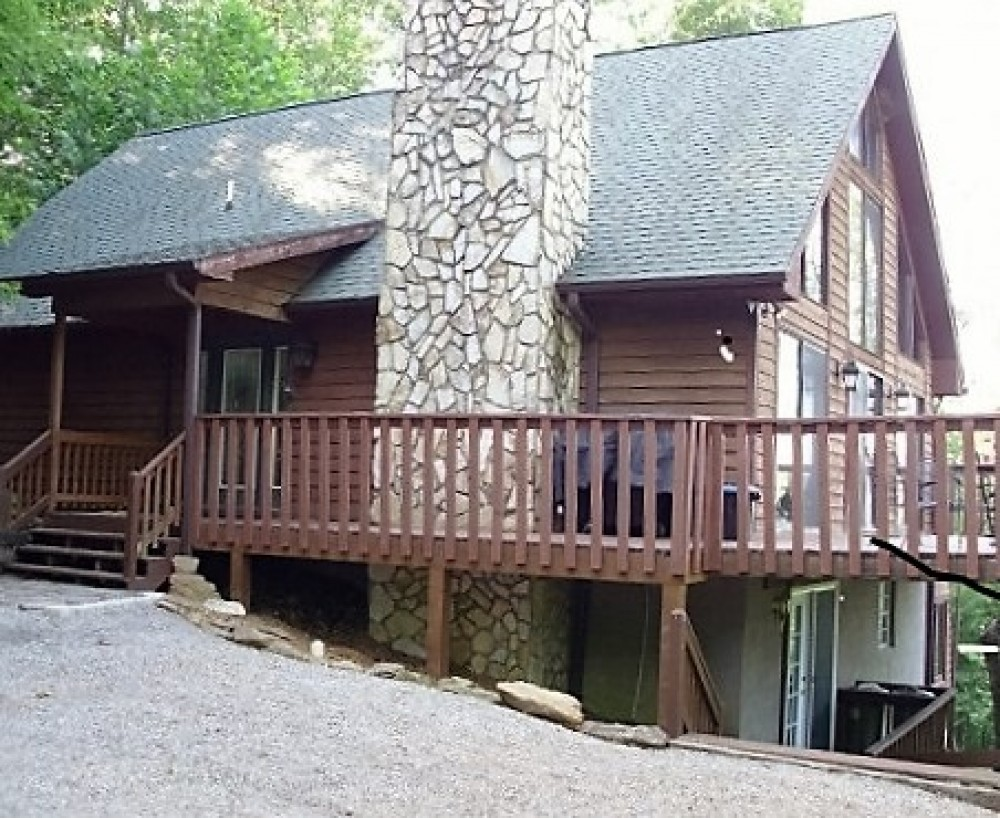 Otto vacation rental with YOur Home in the Mountains