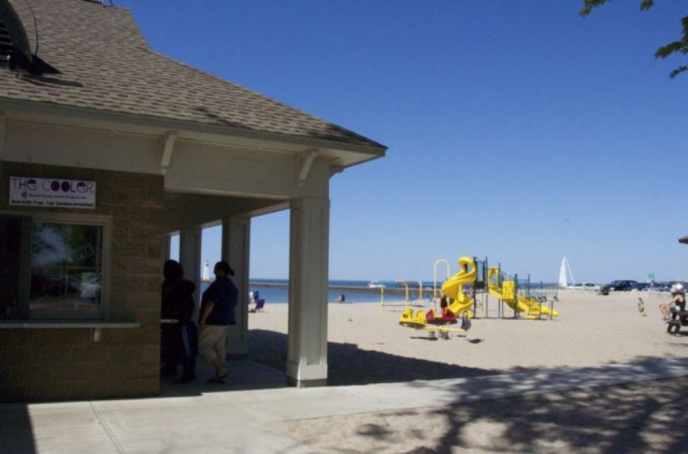 Sodus Point vacation rental with