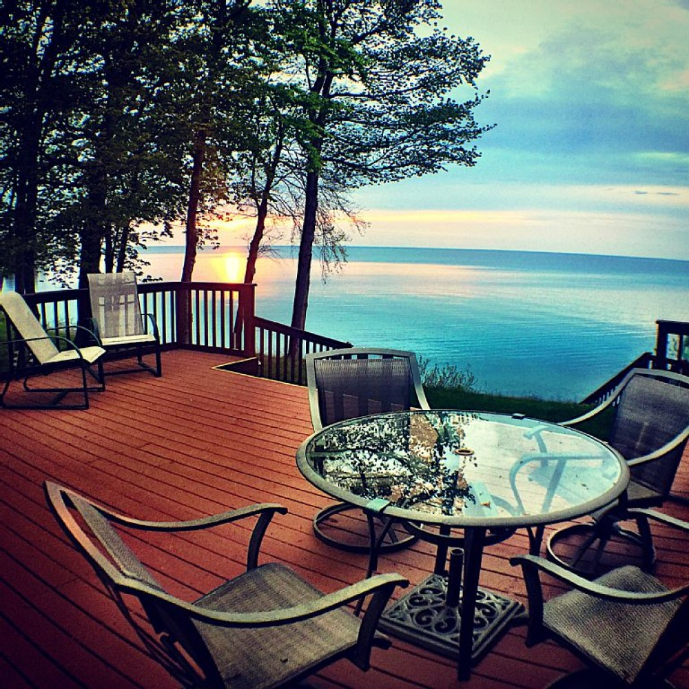 Sodus vacation rental with