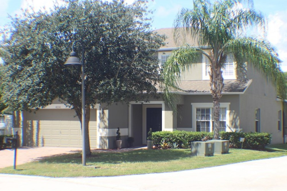 Davenport vacation rental with Front of property