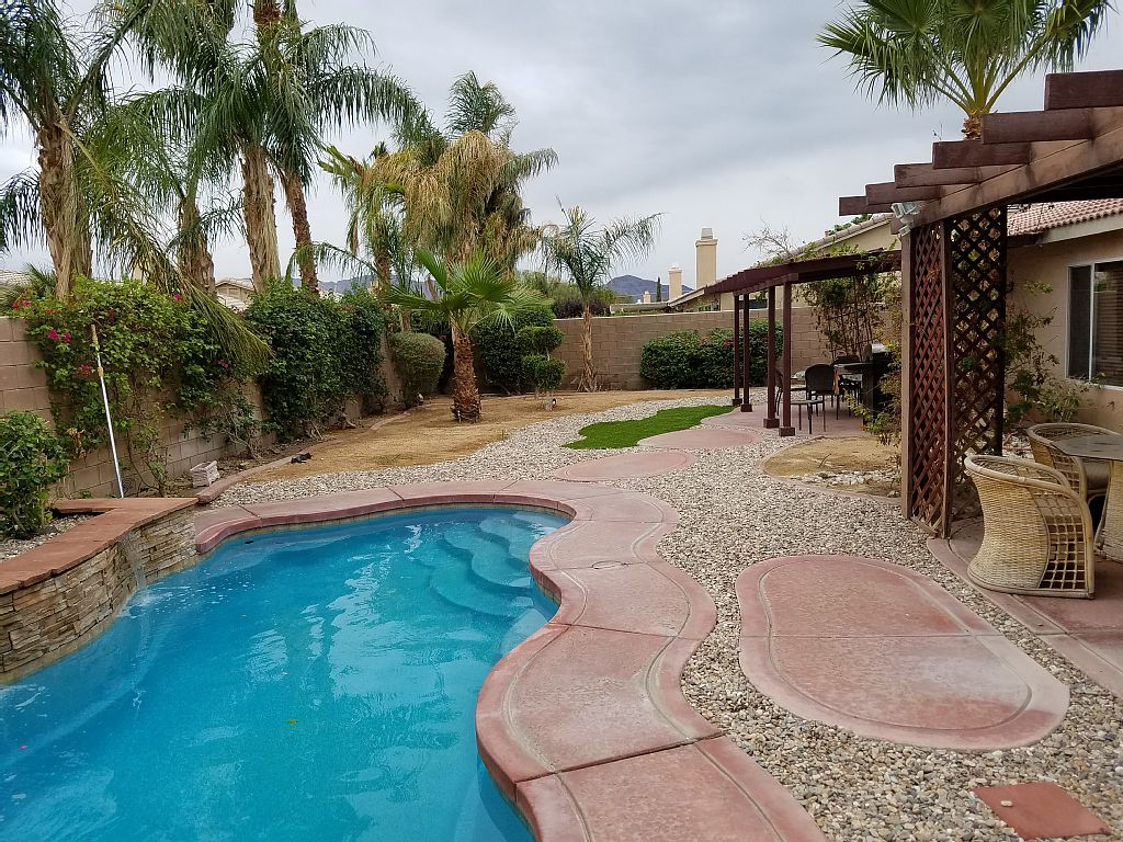 Desert Retreat in Las Brisas North Gated Community