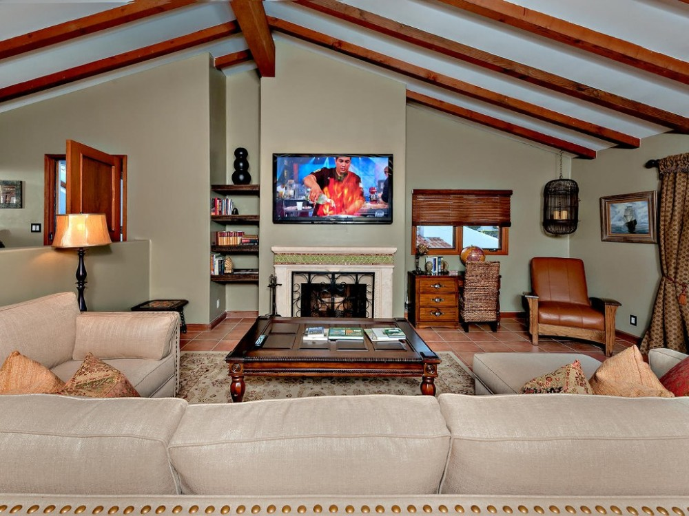 Avalon vacation rental with