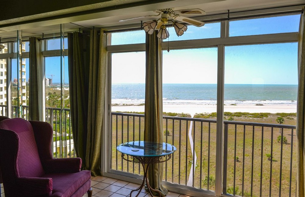 Clearwater vacation rental with