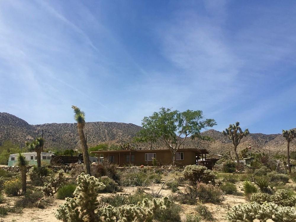 Joshua Tree vacation rental with