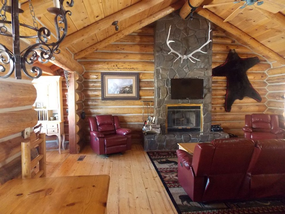 Greer vacation rental with