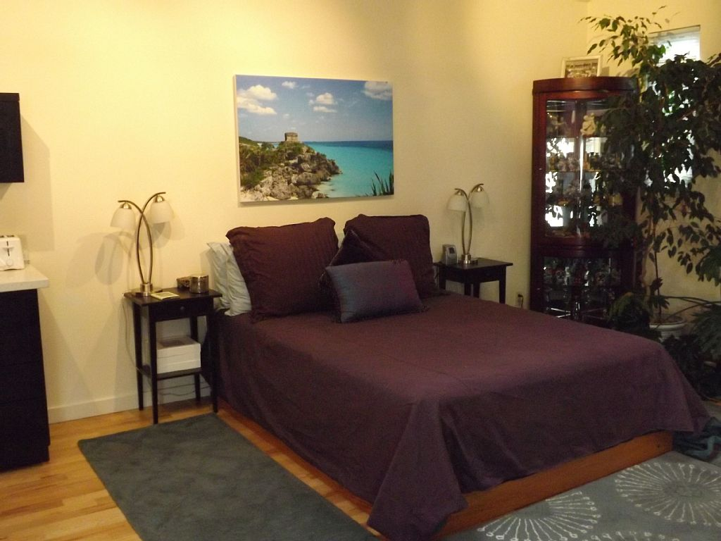 Spacious Studio in Sonoma wine country located with a quiet garden setting