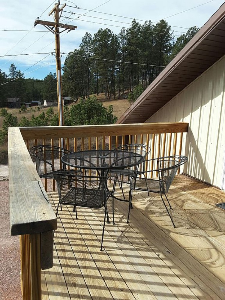 Custer vacation rental with