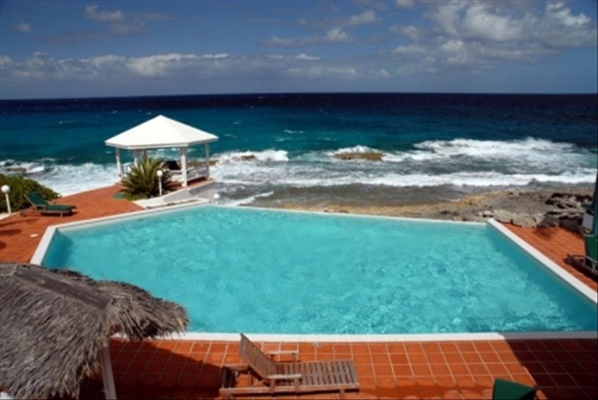 Probably the Most Dramatic Ocean View Setting in the Caribbean