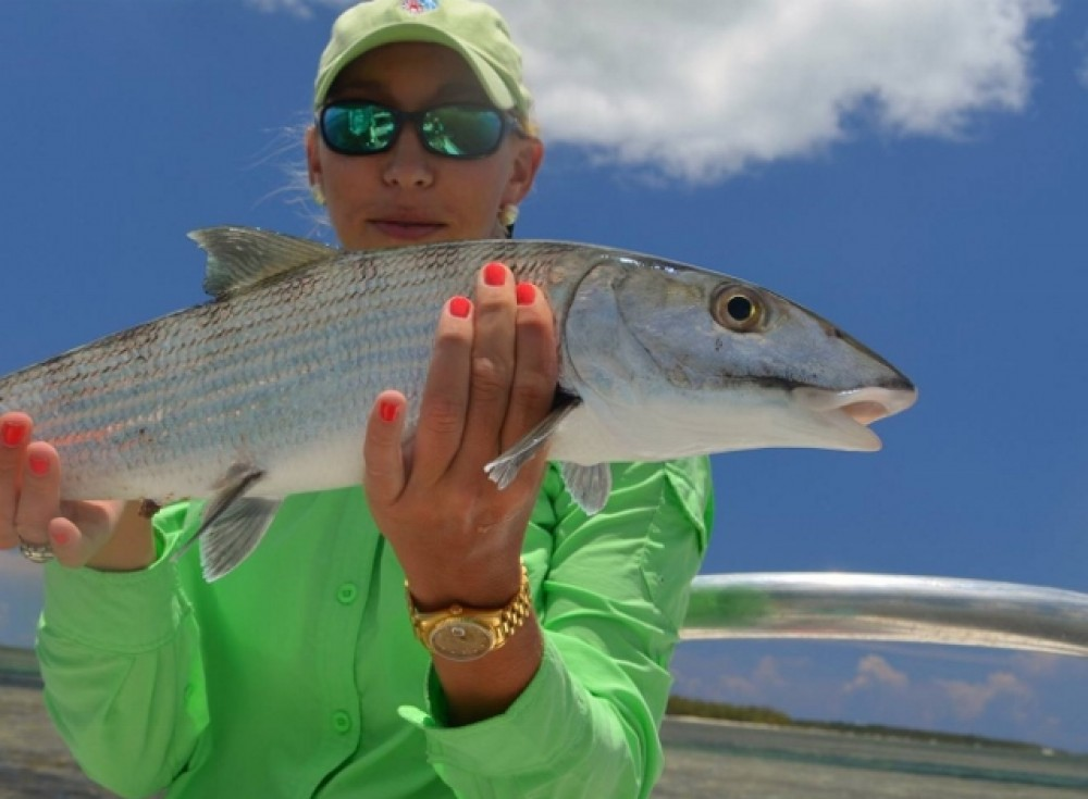 Casuarina Point vacation rental with Flyfishing for Bonefish
