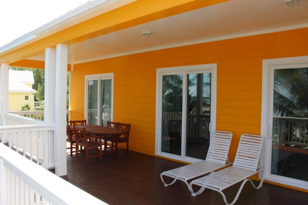 Casuarina Point vacation rental with Expansive Deck