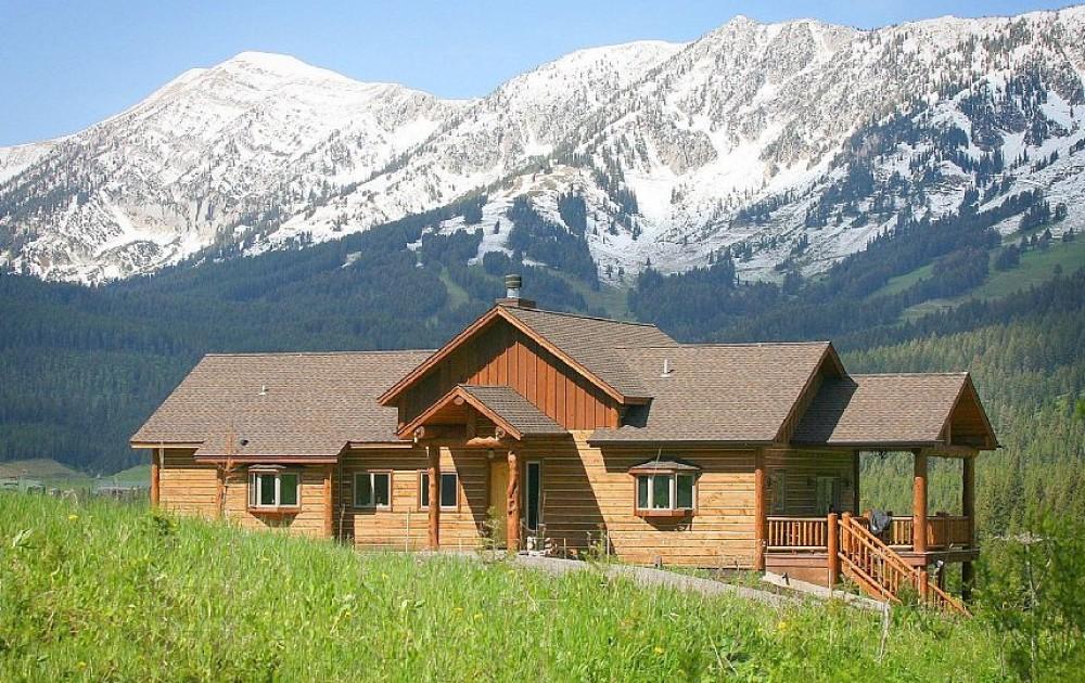 Bozeman vacation rental with Bridger Vista Lodge