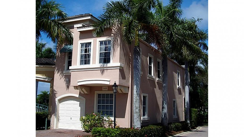 Palm Beach Gardens vacation rental with Enjoy a Tropical Mediterranean Lifestyle