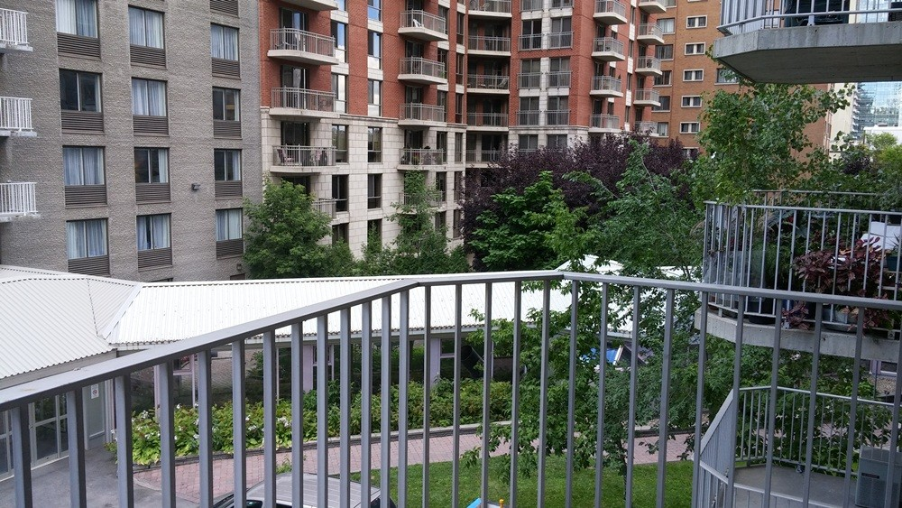 Montreal vacation rental with