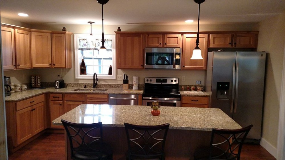 Lodi vacation rental with First Floor Kitchen