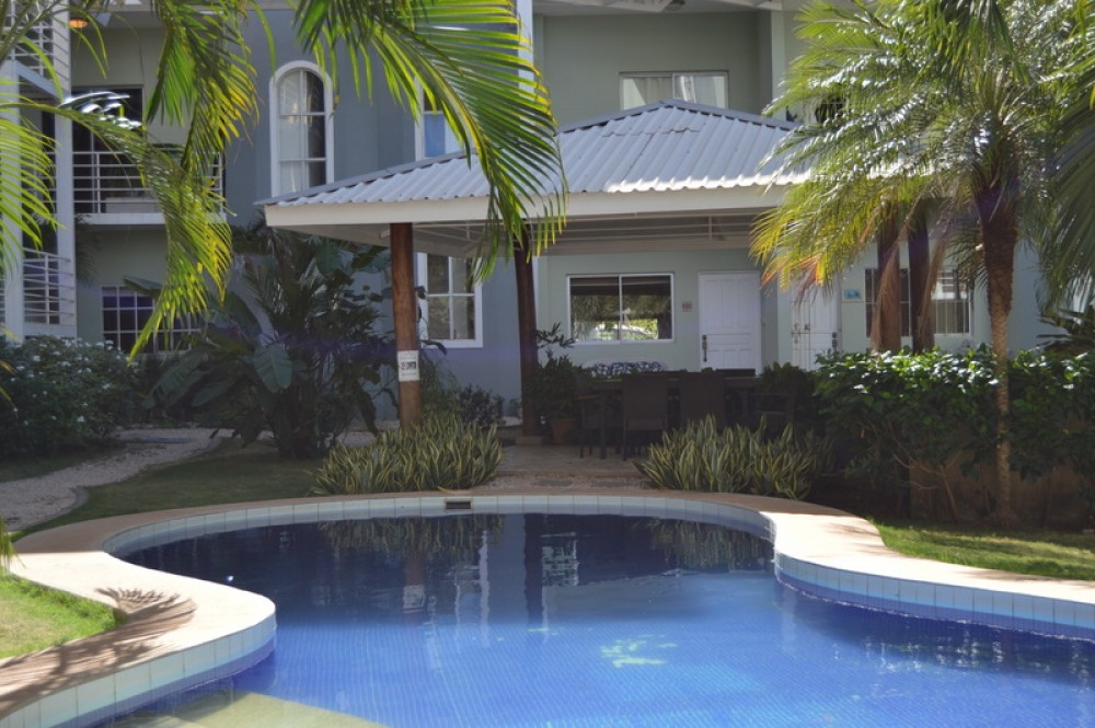 Tamarindo vacation rental with