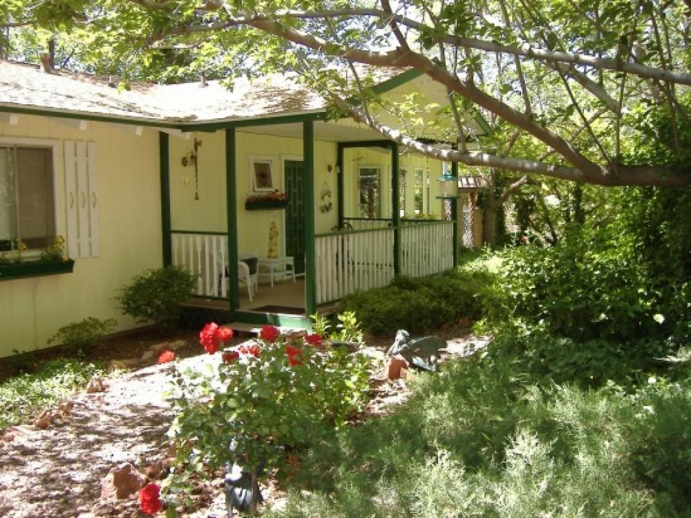 Sedona vacation rental with