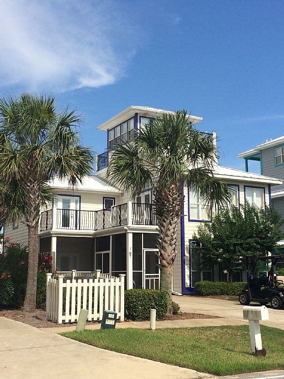 PL! Great rates! Sleeps20/Wlk2beach/Privatepool/Central