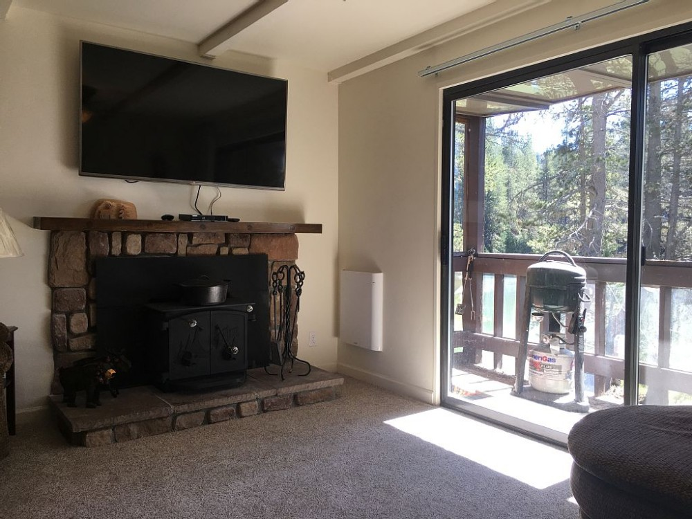 Truckee vacation rental with