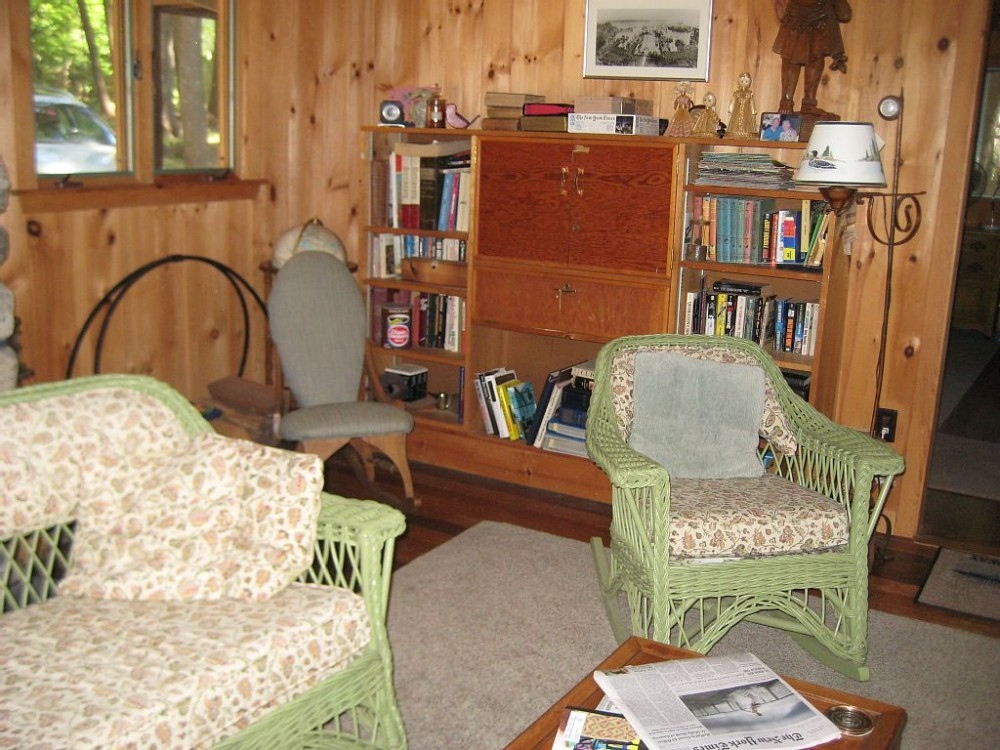 Tuftonboro vacation rental with
