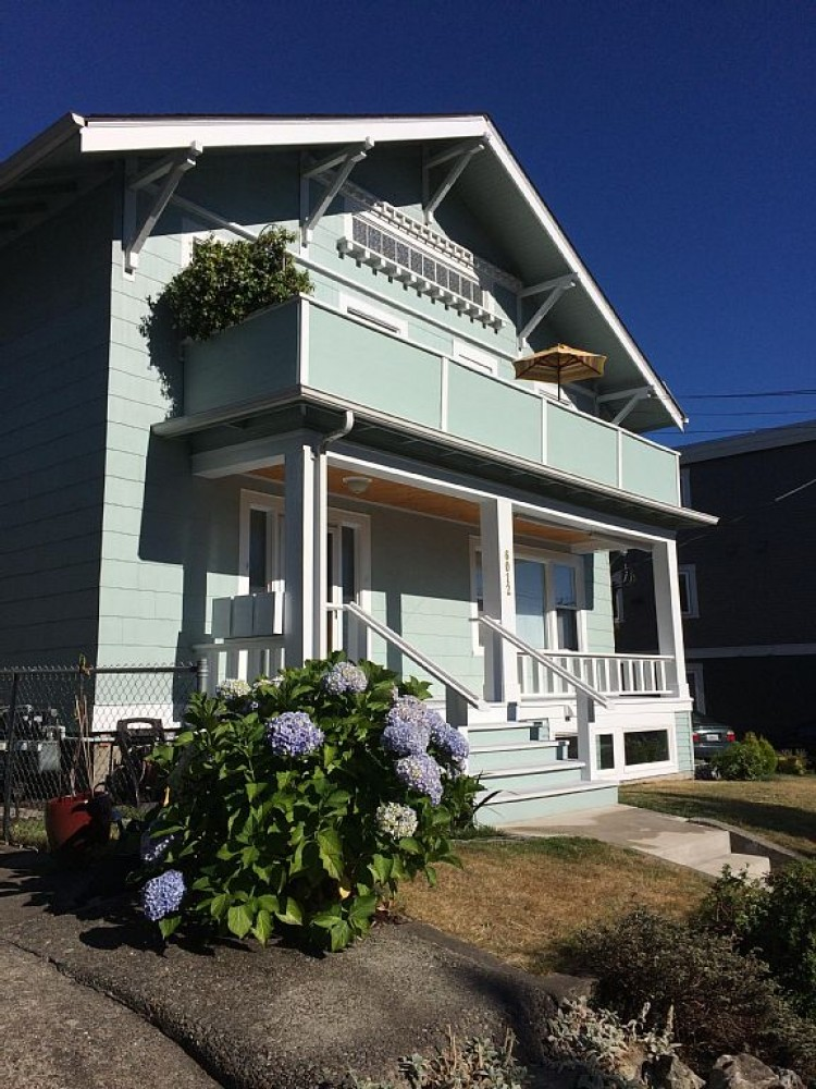 Seattle vacation rental with