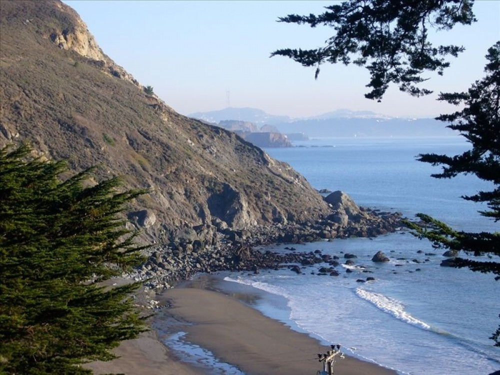 Muir Beach vacation rental with