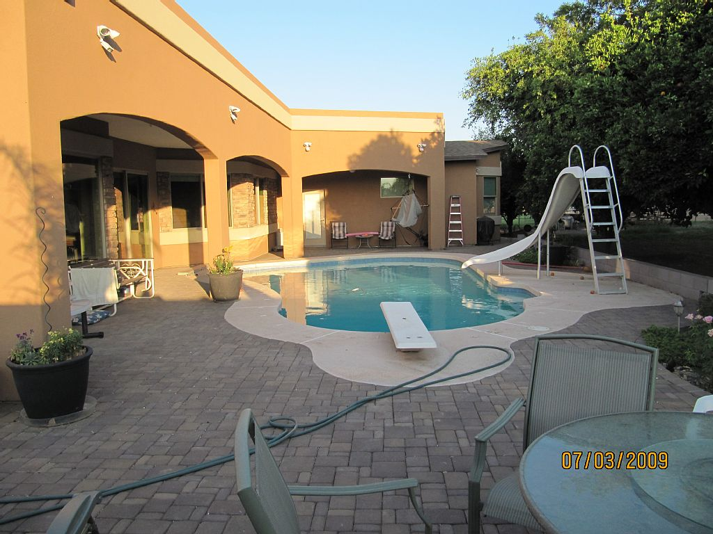 Spacious 7 BR on One Acre Fruit Orchard