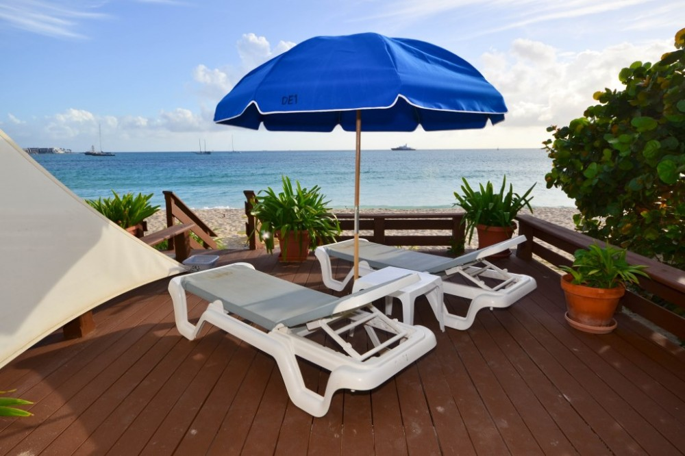 Simpson Bay vacation rental with