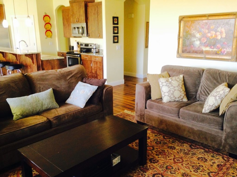 Hurricane vacation rental with