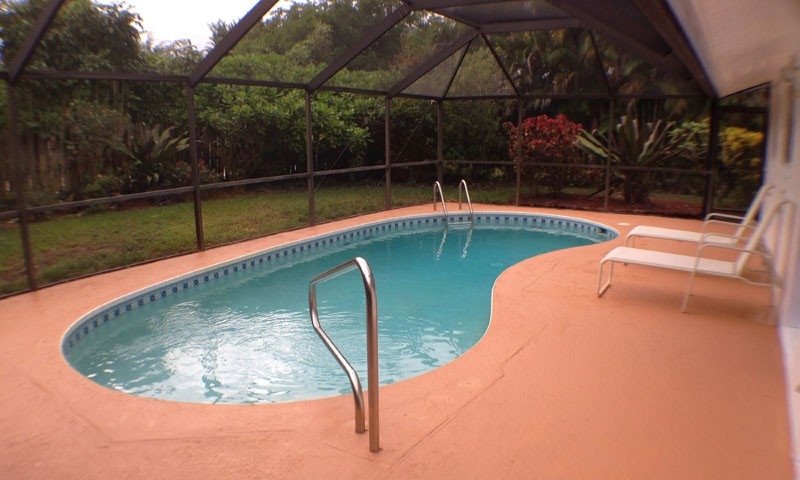 3 Bedroom, 3 Bath Spacious Pool Home