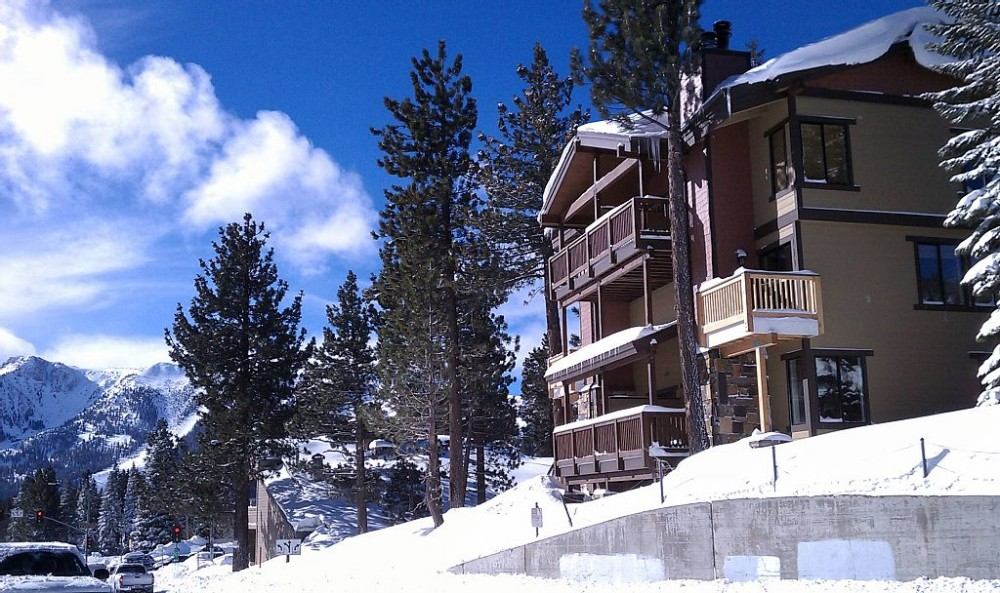 Mammoth Lakes vacation rental with